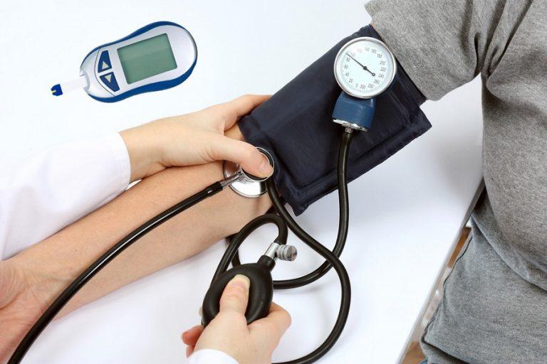 Лечение гипертонии при сахарном диабете : SaxarVNorme