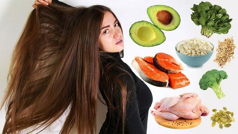 6 лучших продуктов для роста волос на голове и рекомендации для здоровья волос