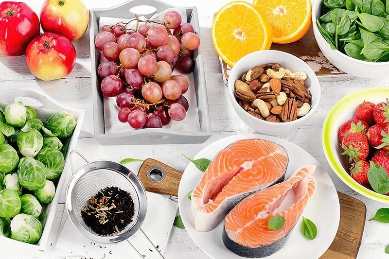 Дробное питание и меню на неделю