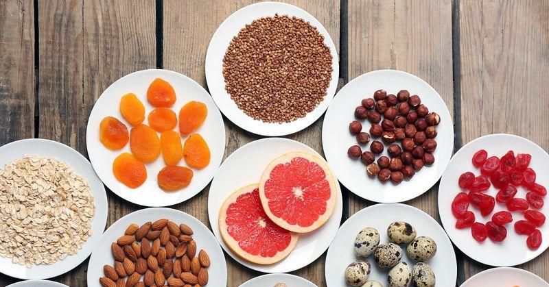 Меню сбалансированного питания для похудения женщинам и мужчинам на неделю