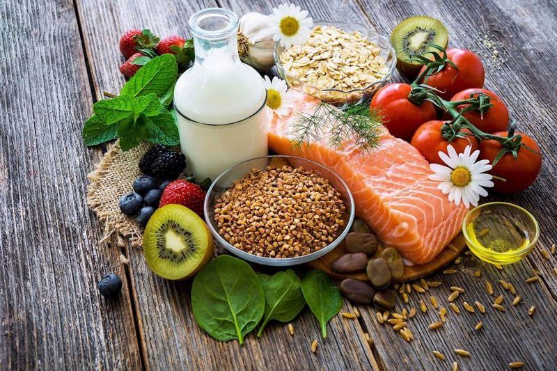 Основные правила правильного питания и здоровое меню