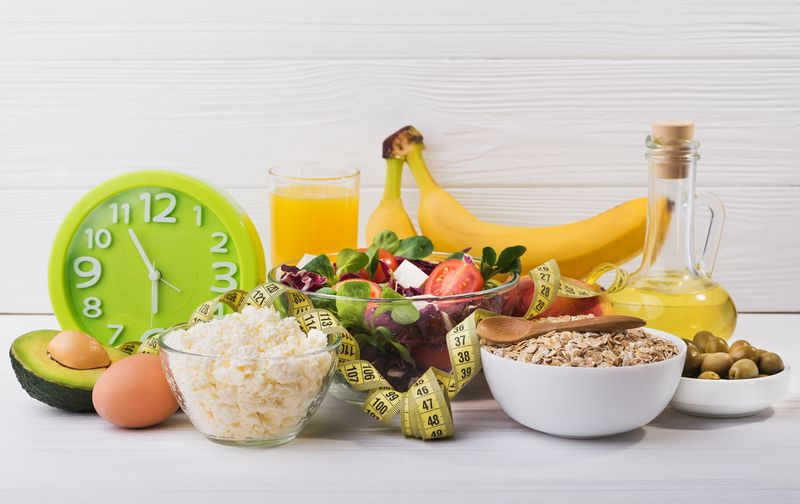 Пирамида сбалансированного питания для здоровья человека