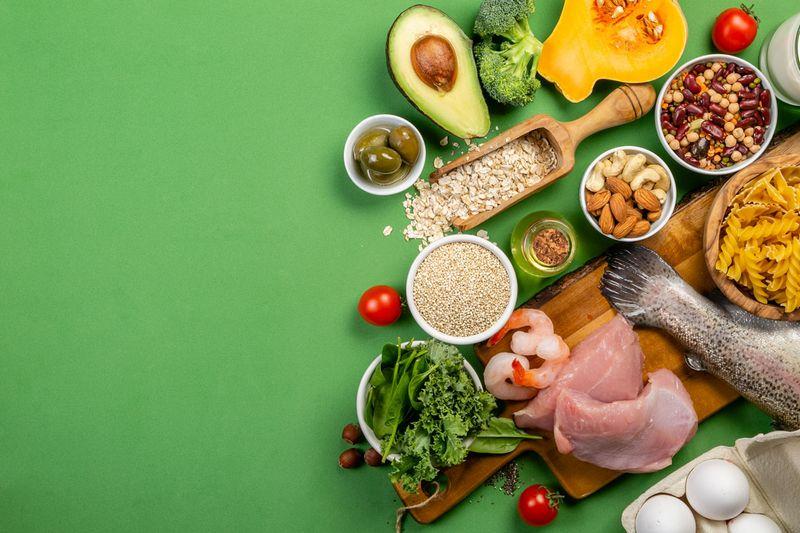 Правильное питание на сушке для мужчин и девушек для сжигания подкожного жира