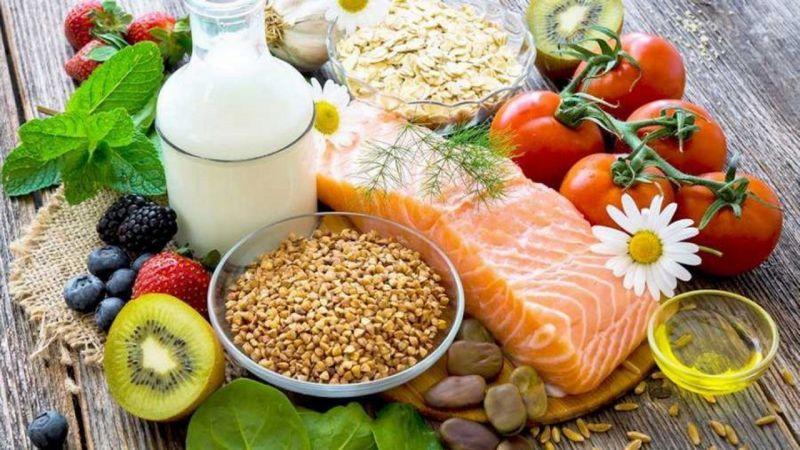 Список продуктов для правильного питания и рекомендации