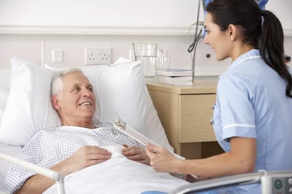 Хоспис для лежачих больных