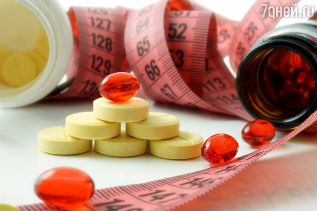 препараты при похудении