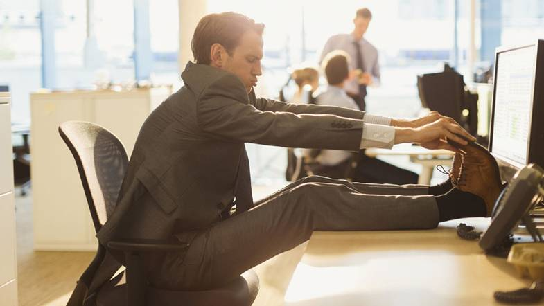 Как снизить риск ухудшения здоровья от сидячего образа жизни