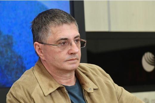 Мясников заявил о пользе алкоголя при профилактике коронавируса
